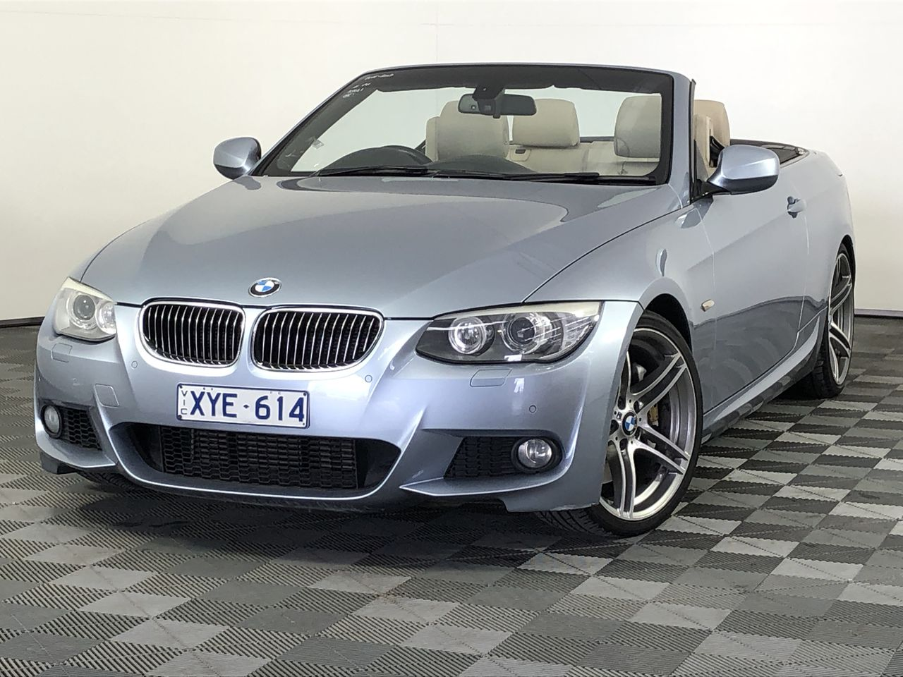2010 BMW 3 35i M SPORT E93 Automatic Convertible