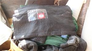Carton Containing Large Quantity Cloth B