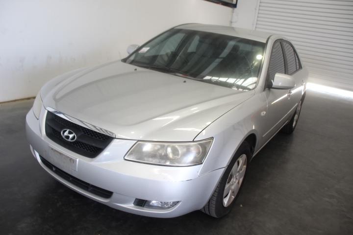 2005 Hyundai Sonata NF Manual Sedan