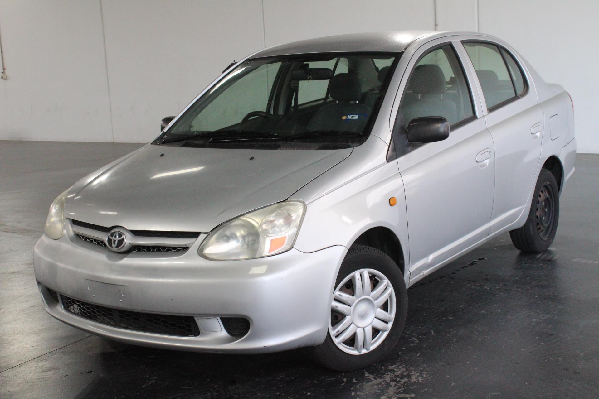 2005 Toyota Echo NCP12R Automatic Sedan (WOVR)