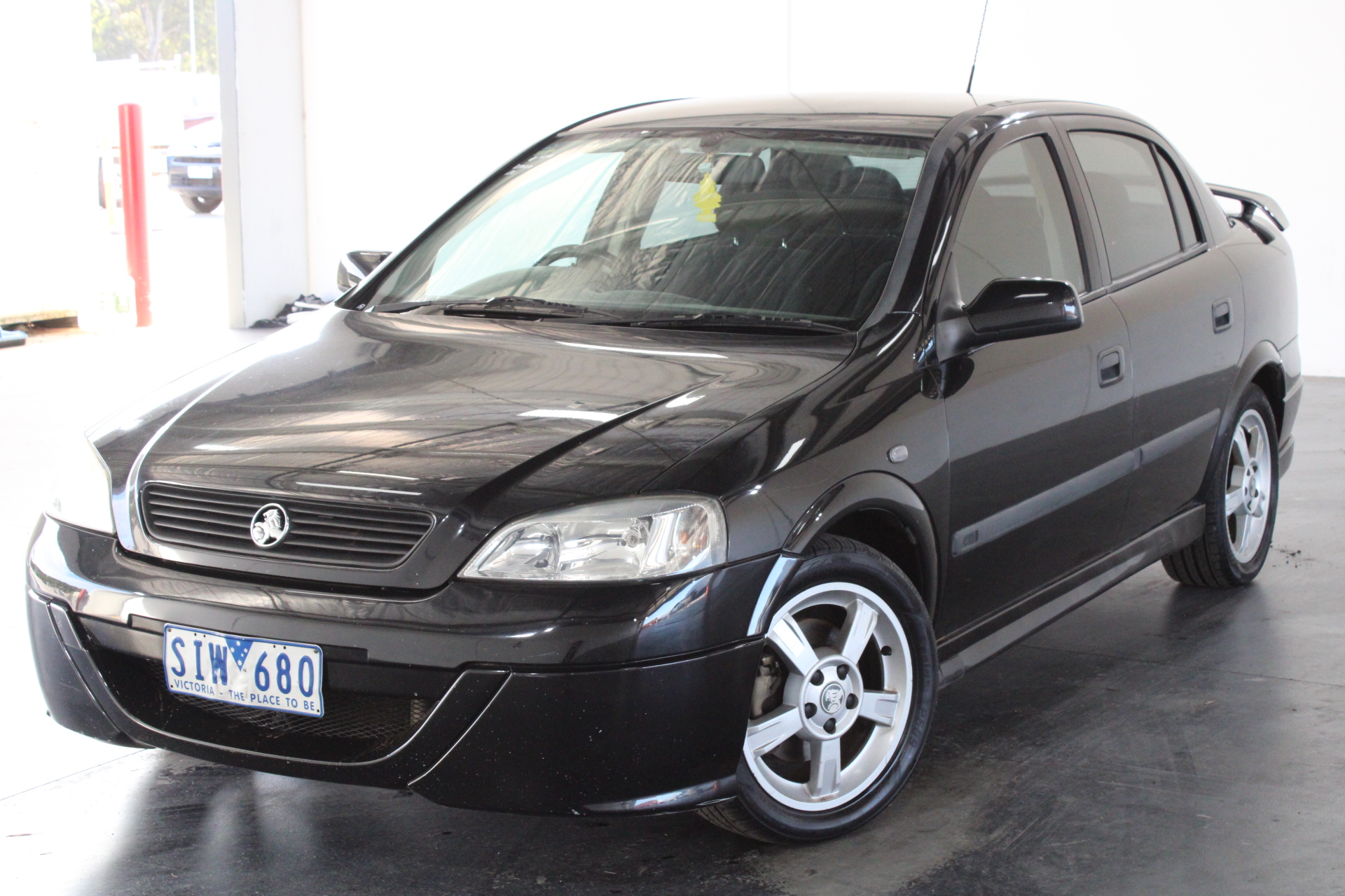 2003 Holden Astra CD TS Automatic Sedan