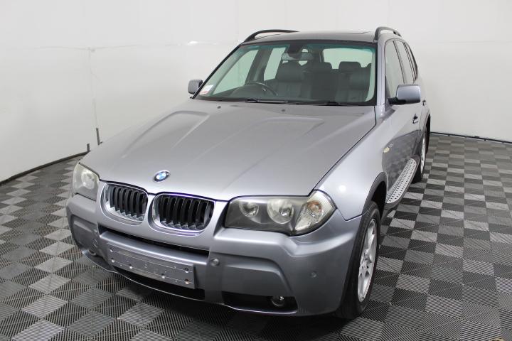 2005 BMW X3 3.0d E83 Turbo Diesel Automatic Wagon