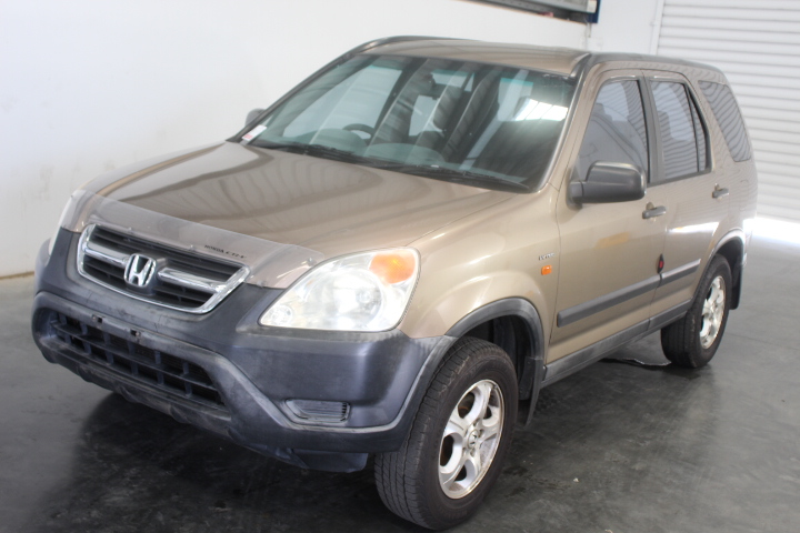 2002 Honda CR-V Wagon