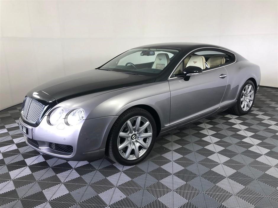 2005 Bentley Continental GT, Mullener Pack, Australian Delivered