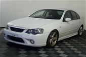 Unreserved 2006 Ford Falcon XR6 BF Automatic Sedan
