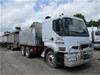 2002 Mack Quantum 6 x 4 Tipper Truck & 2004 Hercules Triaxle Tipper Trailer