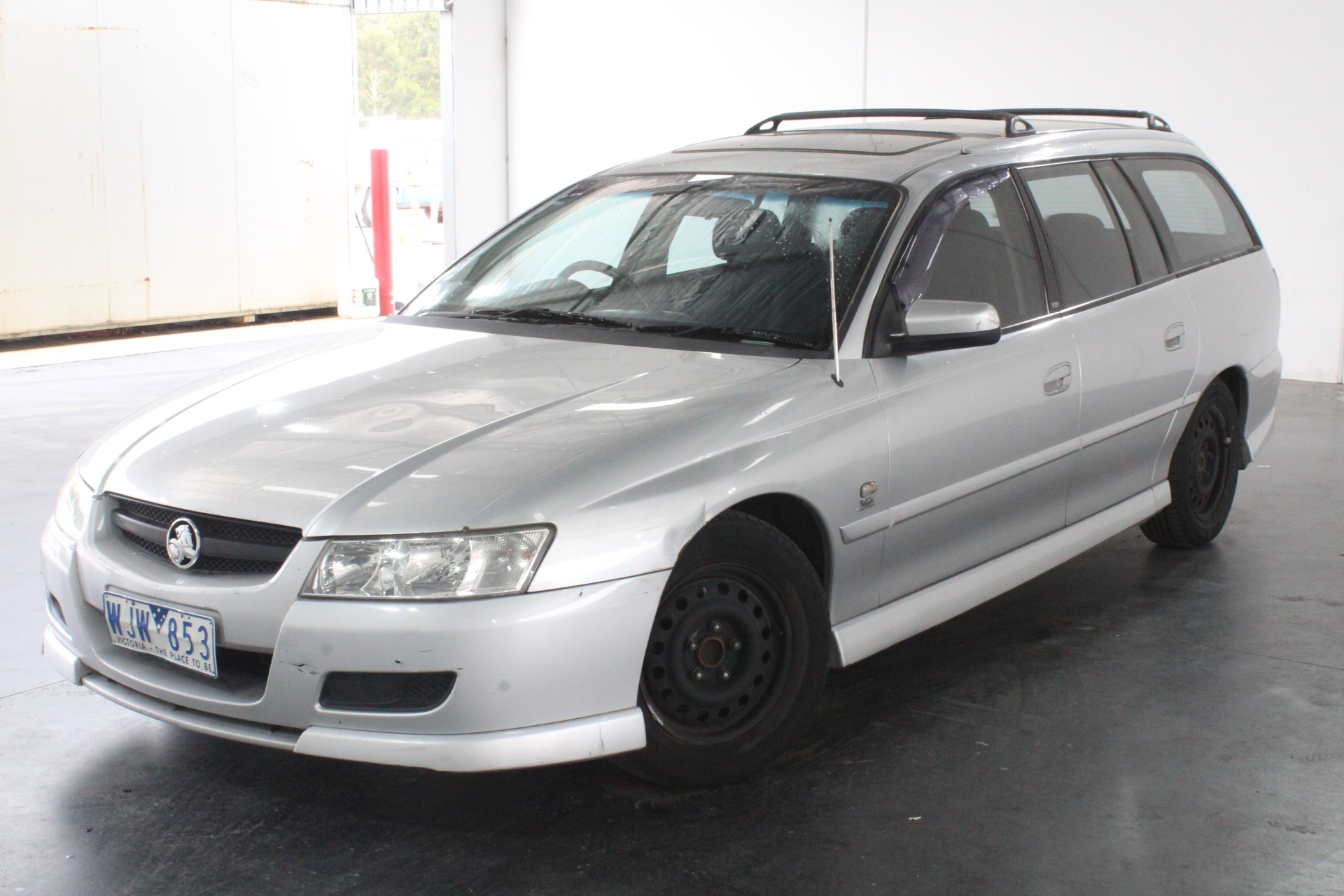 2005 Holden Commodore Equipe VZ Automatic Wagon