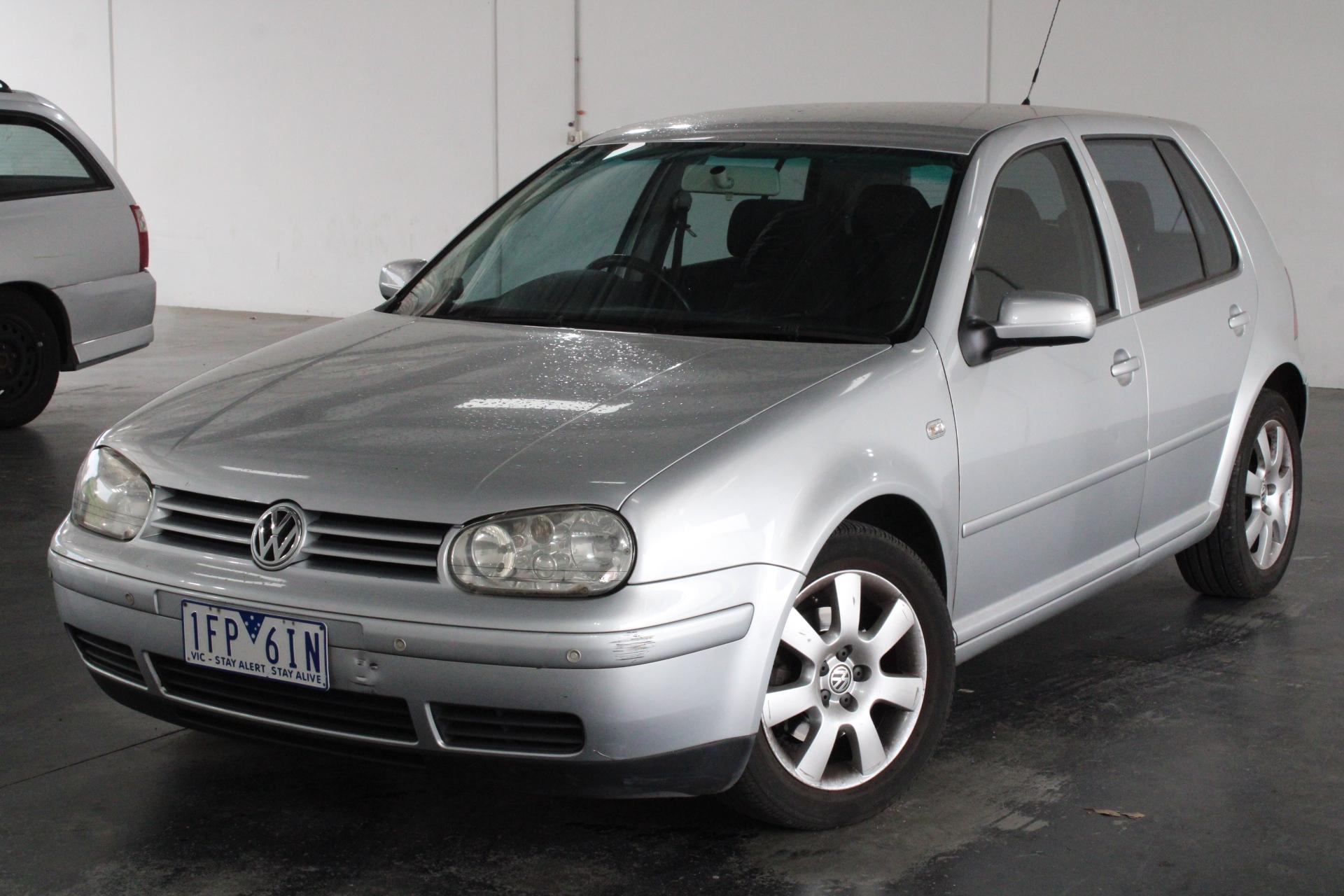2004 Volkswagen Golf 2.0 Generation A4 Automatic Hatchback