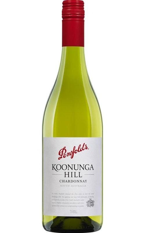 Penfold's Koonunga Hill Chardonnay 2019 (6x 750mL).SA.