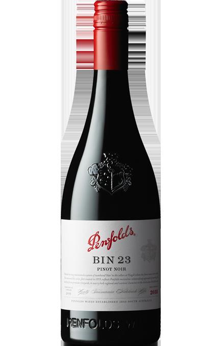 Penfolds Bin 23 Pinot 2018 (6x 750mL).TAS.