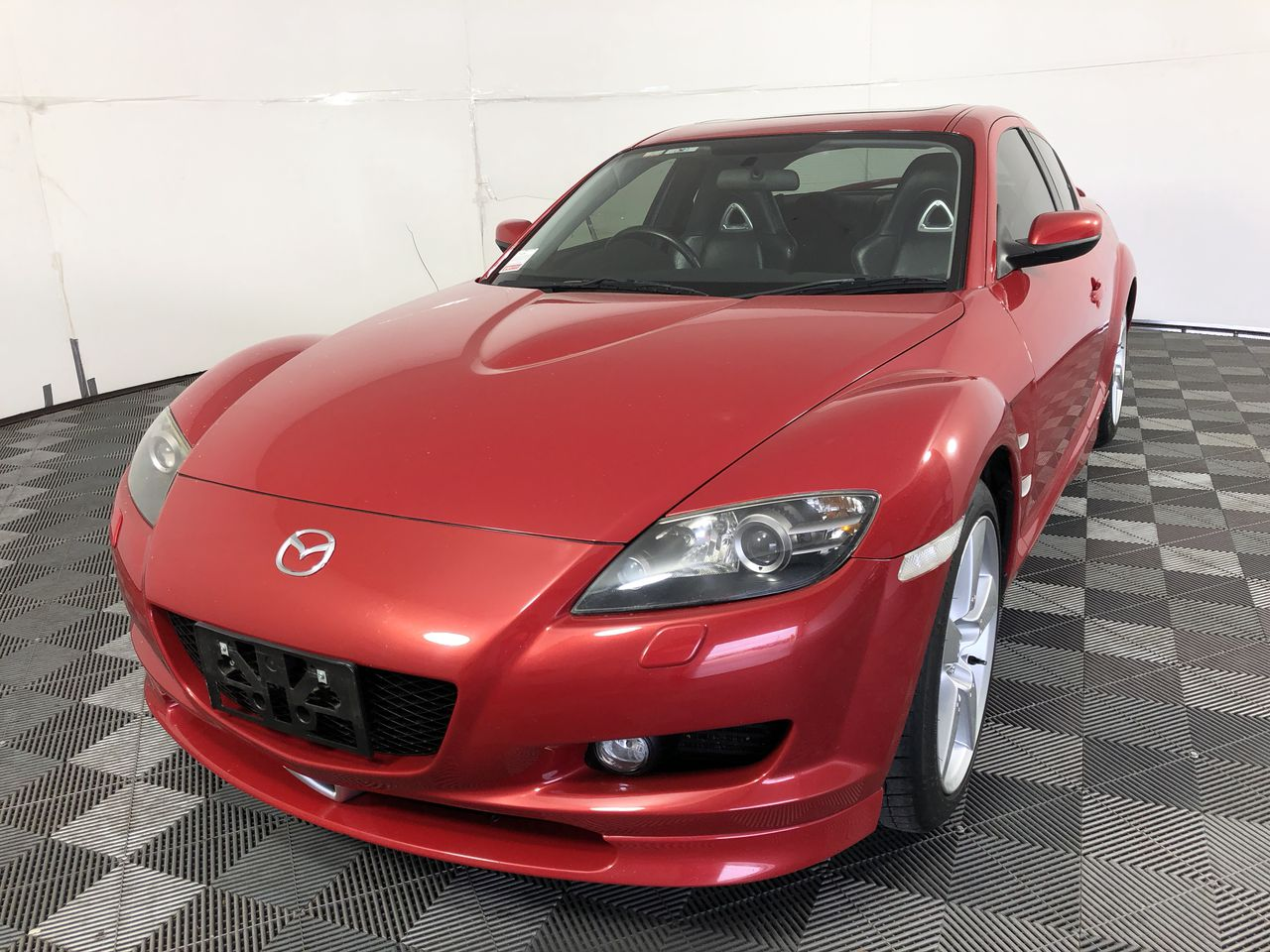 2007 Mazda RX-8 Auto Leather/Roof Pack Coupe, 112,590km (Service History)