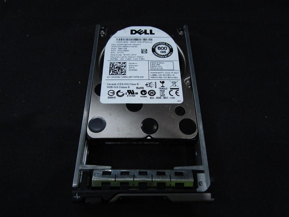 Dell WD6000BKHG Hard Drive