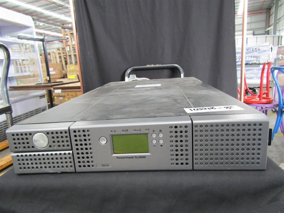 Dell Inc. TL2000 Power Vault