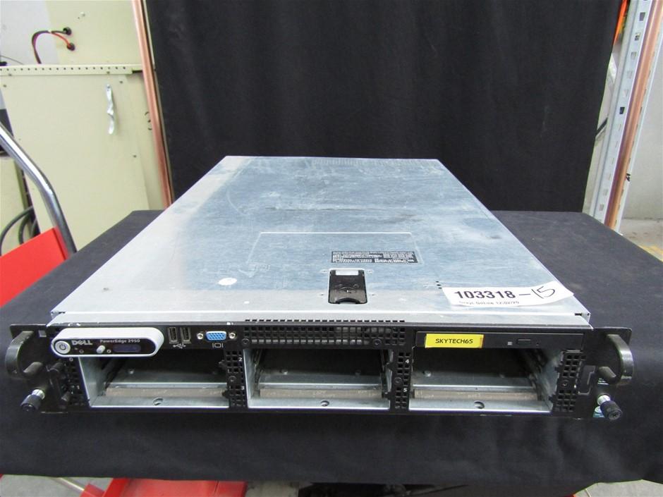Dell PowerEdge 2950 Server