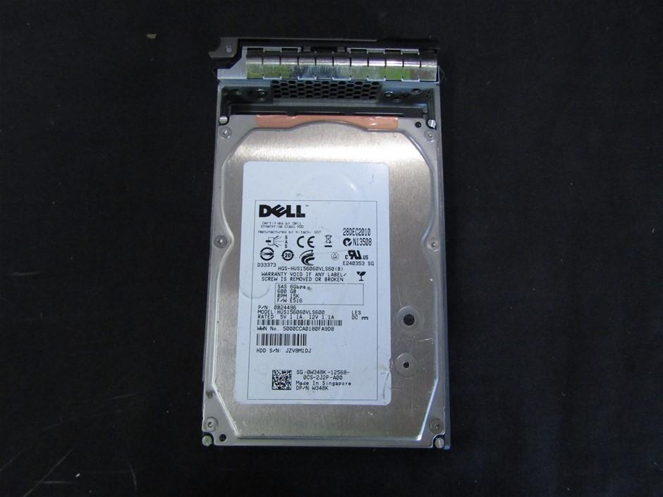 Dell HUS156060VLS600 Hard Drive