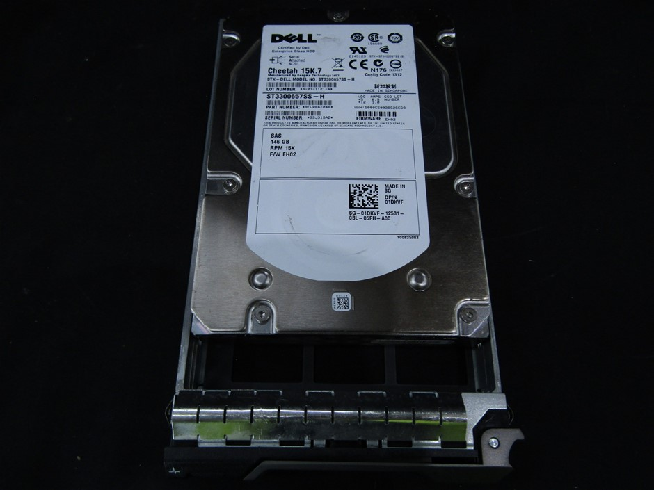 Dell ST3300657SS Hard Drive