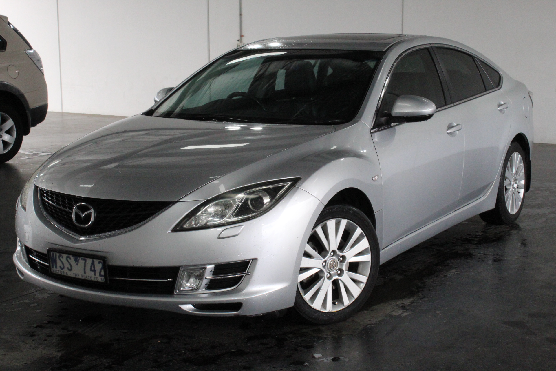 2008 Mazda 6 Luxury GH Automatic Hatchback