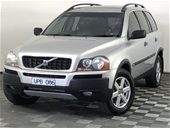 Unreserved 2006 Volvo XC90 Lifestyle Edition (LE)