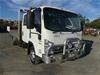 2010 Isuzu NPR 300 Sitec II 4 x 2 Tray Body Truck