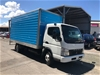 2007 Fuso Canter 4 x 2