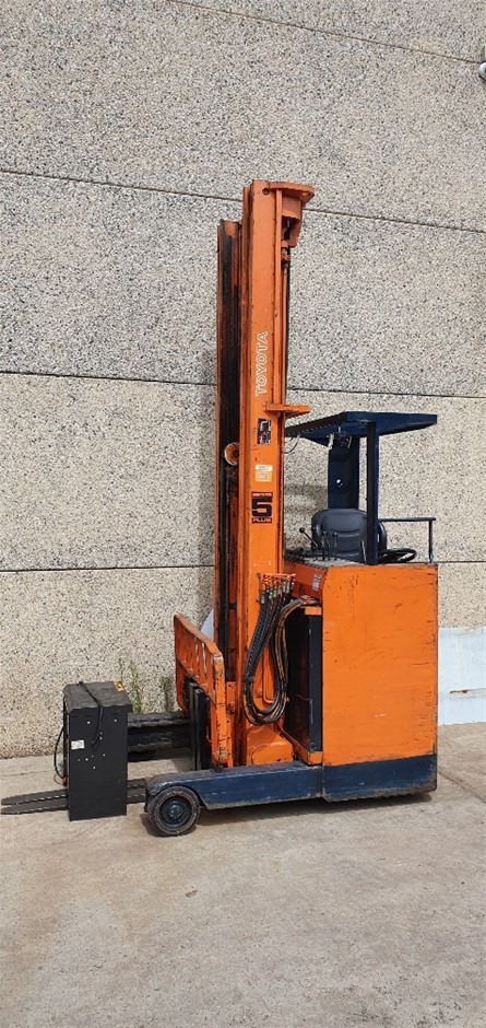 Toyota Electric Forklift, Lift Truck