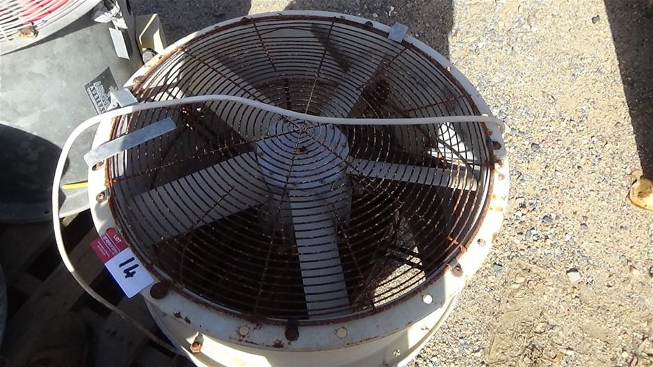 Fantech extraction fan