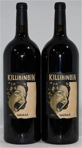 Killibinbin Scream Shiraz 2004 (2x 1.5L)
