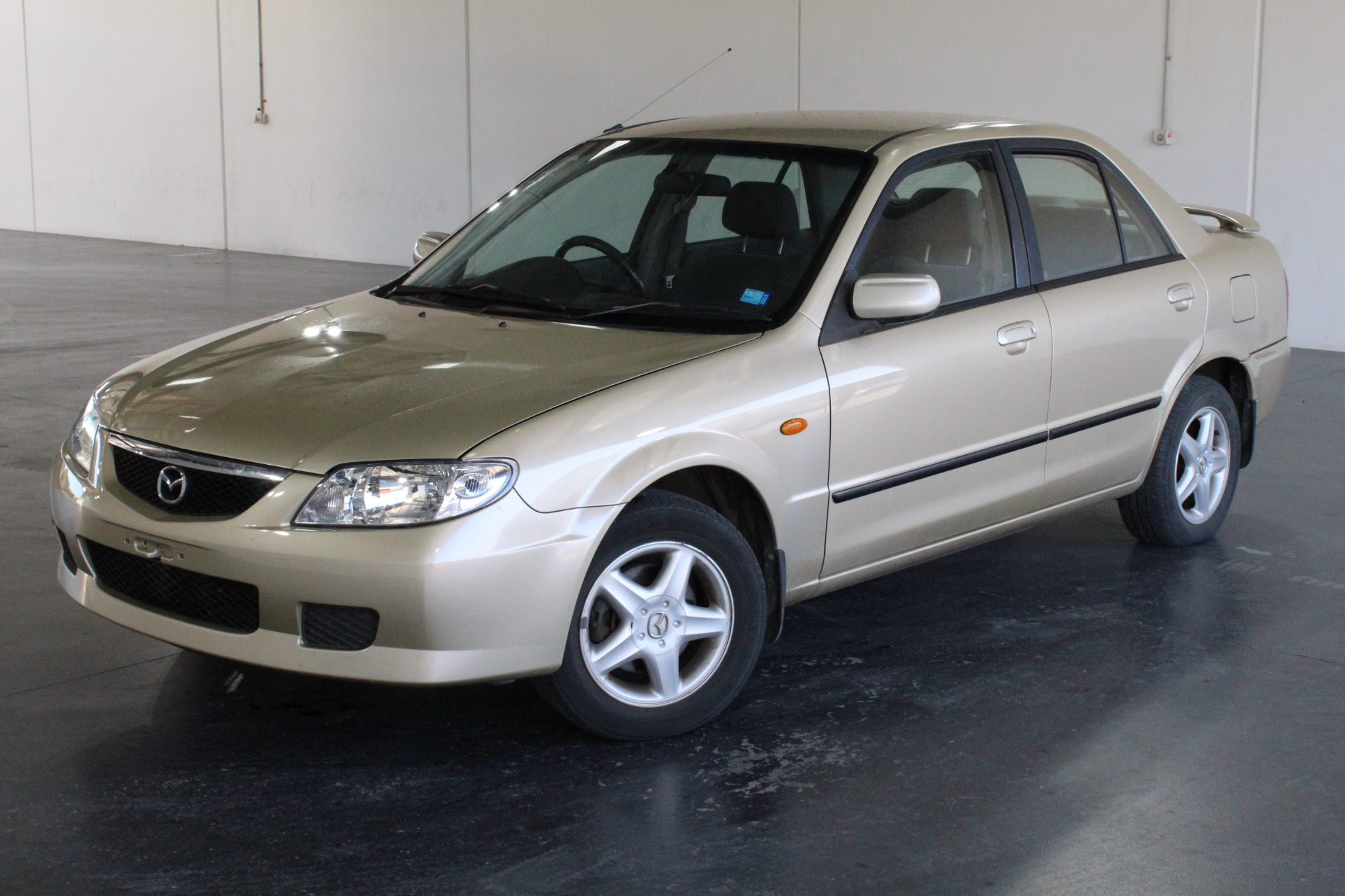 2001 Mazda 323 Protege BJ Automatic Sedan
