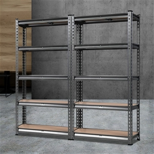 Giantz 2x0.7M Steel Warehouse Racking Sh