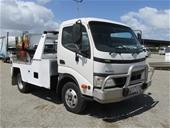 2005 Hino Dutro 5000 4 x 2 Tow Truck