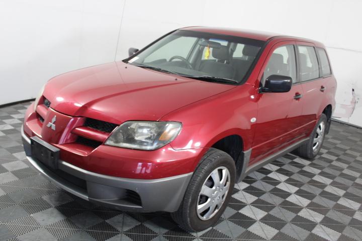 2003 Mitsubishi Outlander LS Automatic Wagon
