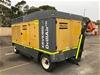 2011 Atlas Copco XRVS1350 Trailer Mounted Compressor