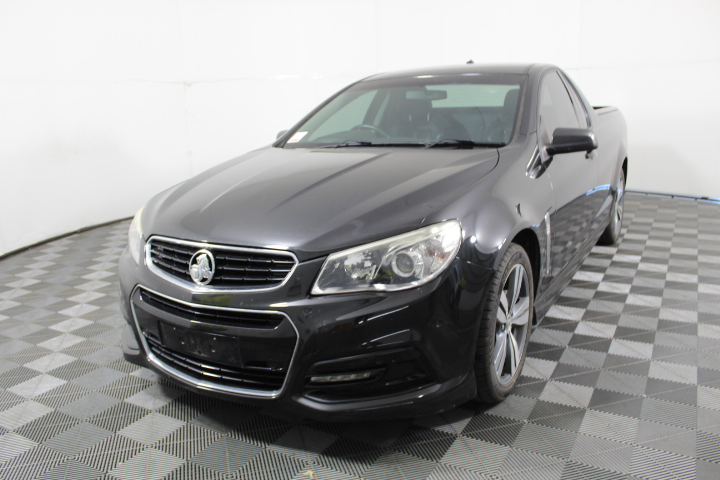 2013 Holden Commodore SV6 VF 6spd Manual Ute 79,404kms
