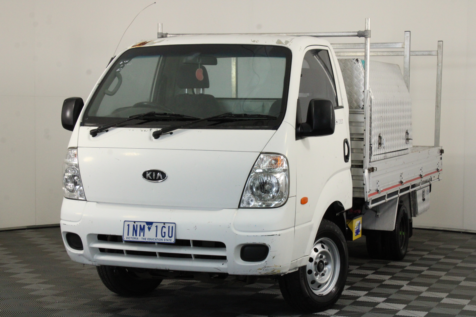 2010 Kia K2900 PU3 Turbo Diesel Manual Cab Chassis