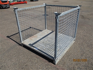 Wire Cage Stillage