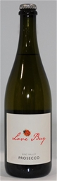 Love Bug Prosecco NV (12 x 750mL), King Valley. Crown Seal.
