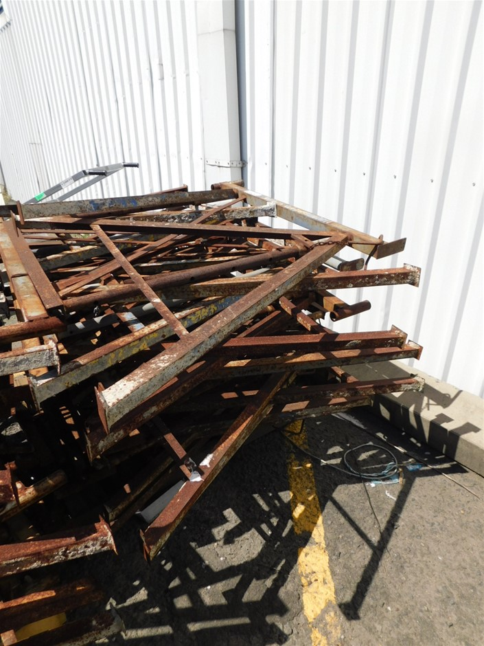 Qty 14 x Brickies Trestles