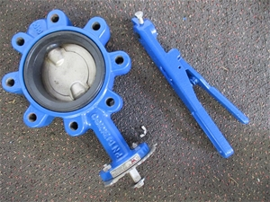Dura BVCL-2161 Lugged Butterfly Valve