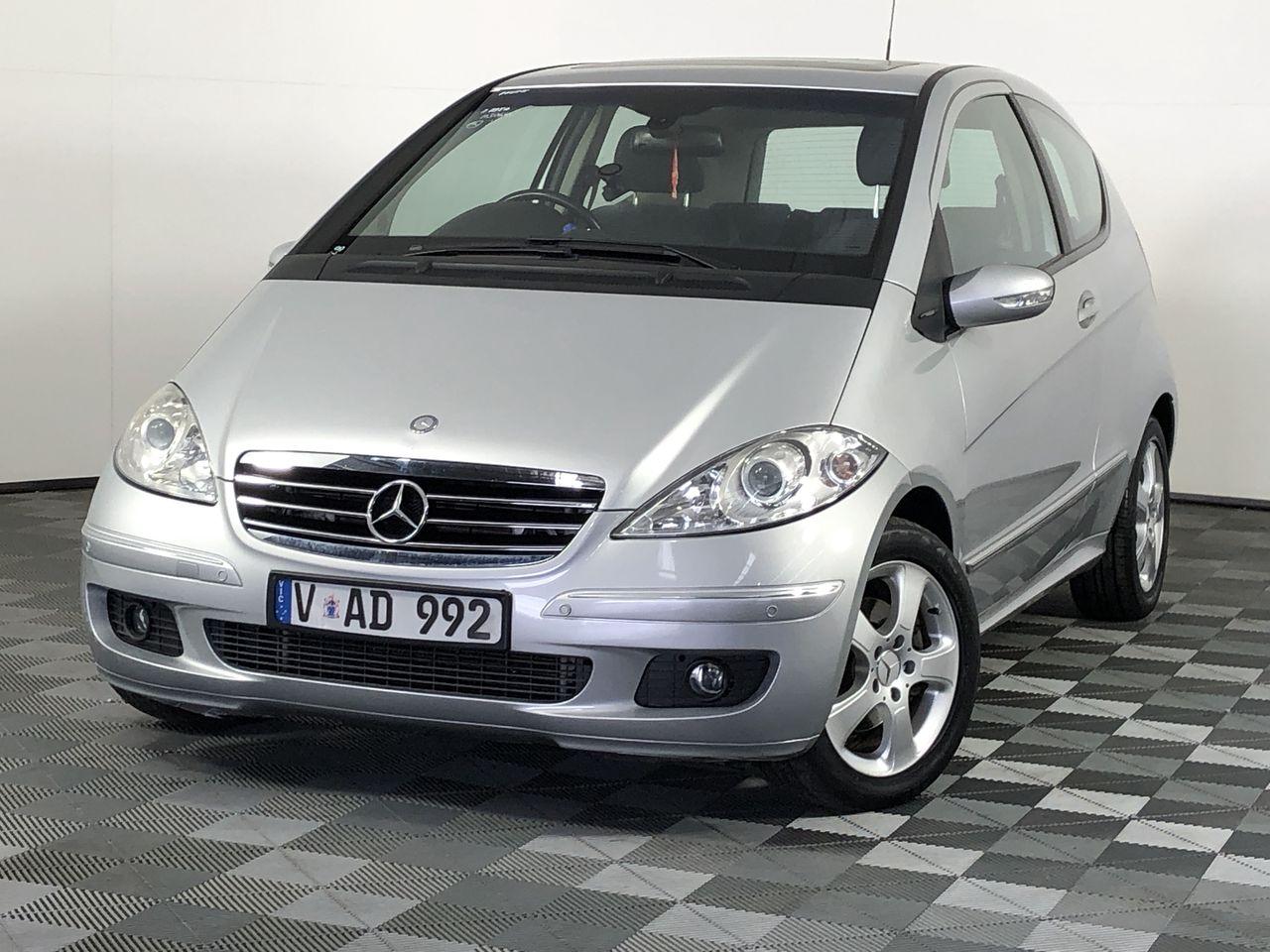 2007 Mercedes Benz A200 Avantgarde W169 CVT Hatchback