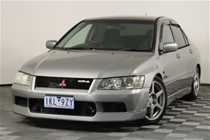 2002 Mitsubishi Evolution Evo7 Automatic
