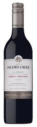 Jacobs Creek Classic  Shiraz Cabernet 2017 (12 x 750mL), SE AUS.