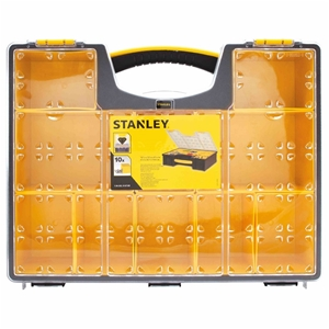 STANLEY Professional Deep 10-Compartment