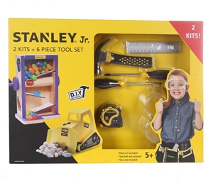 STANLEY Junior Tool Kit Set. Buyers Note