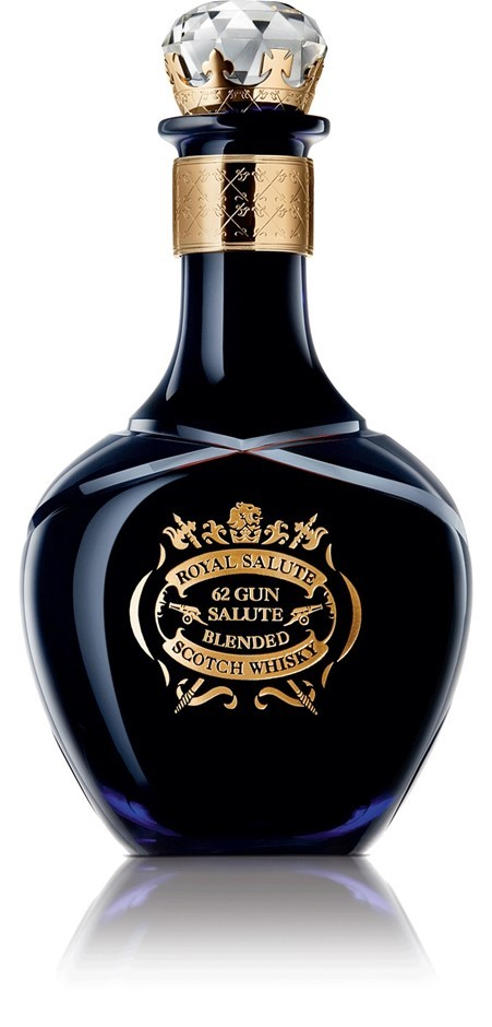 Royal Salute 62 Gun Salute Blended Scotch Whisky (1 x 1L)