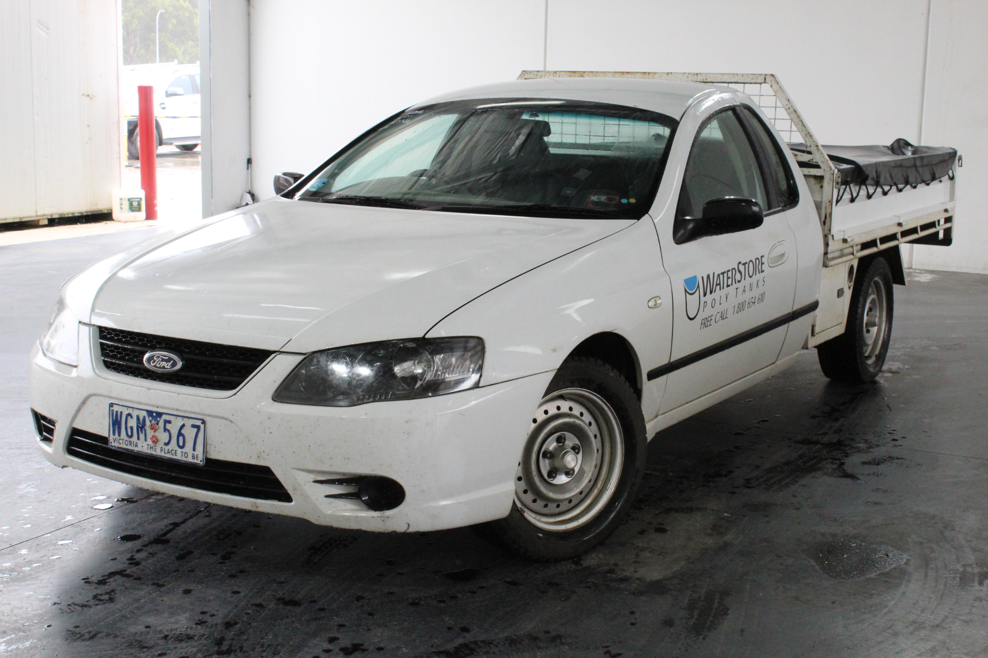 2007 Ford Falcon XL BF II Automatic Cab Chassis