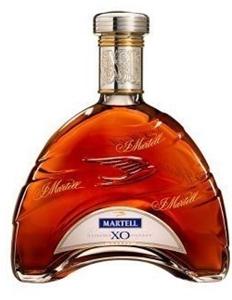 Martell XO Cognac (1x 700mL), France.