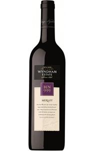 George Wyndham `Bin 999` Merlot 2019 (6