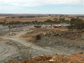 Central Wheatbelt Granite Quarry