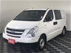 2012 Hyundai iLOAD Crew TQ Turbo Diesel Automatic Van