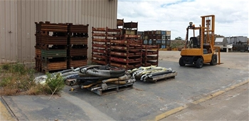 Forklift, Stillages & Hydraulic Hoses